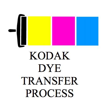 kodak dye transfer