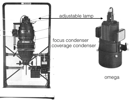enlarger lights